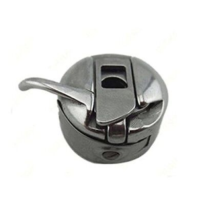 10X(Durable domestic sewing machine metal bobbin case for Brother H1C4)