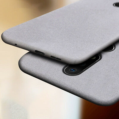 For Nokia 6 X6 8 6.1 Plus Shockproof Slim Matte Silicone Soft TPU Case Cover