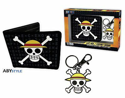 Cofanetto regalo One Piece – skull-luffy (m3h)