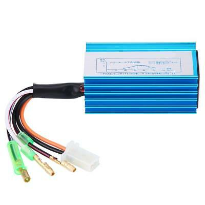 Blue Racing CDI Box Ignition For YAMAHA JOG Scooter Moped 2 Stroke 50CC 90CC sp