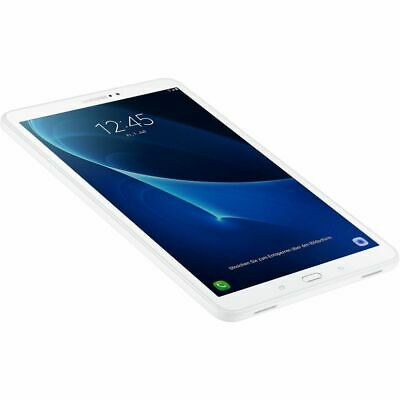 SAMSUNG Galaxy Tab A 2016 32 GB 10.1 Zoll Android Tablet WiFi WLAN Weiß SM-T580