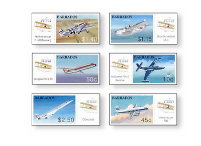 BAR180 Airplanes, the centenary of the first engine flight 6 items