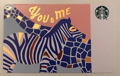 Starbucks GiftCard (No Value)