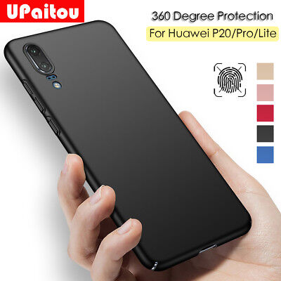 Ultra Thin Phone Case for Huawei P8 P9 P10 P20 Honor 8 Mate 9 10 Pro Back Cover