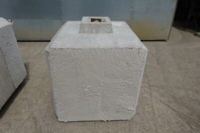 Concrete Lego Block 680 mm Long x 680 mm Wide x 700 mm High For Security/barrier