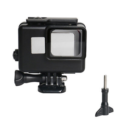 AM_ Waterproof Housing Protective Case Cover for GoPro HERO 6 5 Camera Gracious