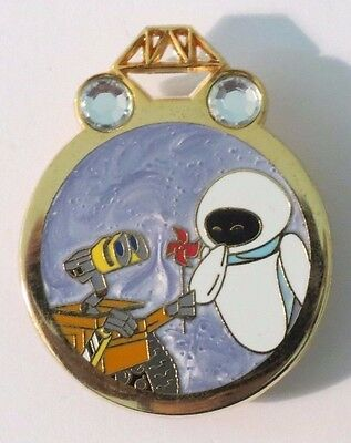 Disney Wdw Dlr Couples Reveal Conceal Mystery Wall E & Eve Limited Release Pin