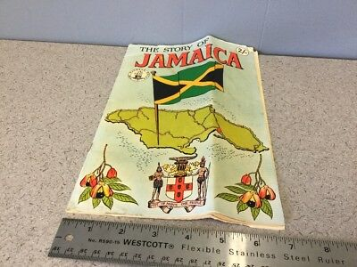 Rare The Story Of Jamaica Comic Book. 1962. Pioneer Press