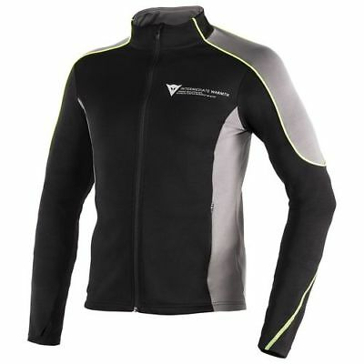 Dainese D-Mantle Fleece - Blk/Ant/F.Yel - XXL - Was £99.95