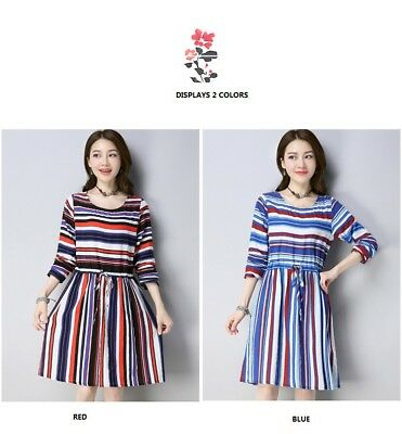 Wholesale Womens Summer Soring Dresses Various stylish Multi Colors Sizes Mixed