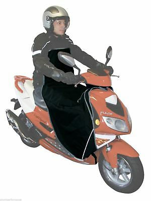 Scooter Apron wind and rain protection Winter Leg Warmer Knee Blanket Cover