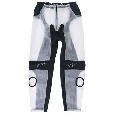 Alpinestars Racing Rain Pre-curved Design Pants For Motorcycle Motorbike