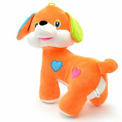Cute Dog Stuffed Puppy Teddy Soft Plush Pet Animal Toys Birthday Baby Kids Gifts