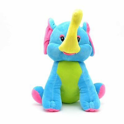Cute Soft Stuffed Elephant Plush Toys Teddy Animal Kids New Baby Gifts Children