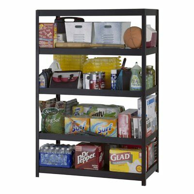 Muscle Rack 5-Tier Steel Shelving Unit