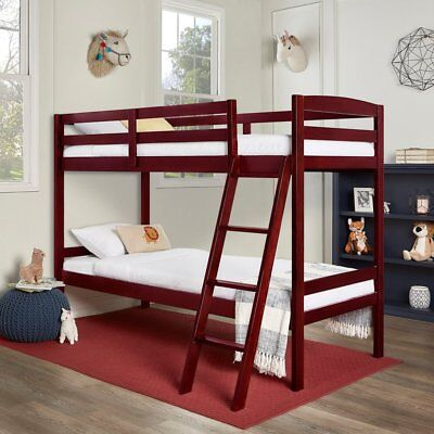 4e8bf97dcb2e2 DREAM ON ME Taylor Twin Over Twin Bunk Bed -  279.99