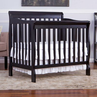 Dream On Me Aden 4-in-1 Mini Convertible Crib