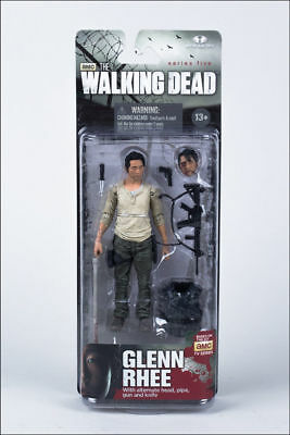 The Walking Dead Series 5 - Glenn Rhee 12,5 cm Figure McFarlane Neu/Ovp