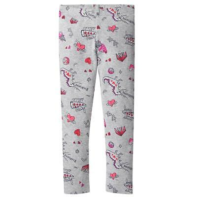 NWT Gymboree Doodle Dinosaur Ice Cream Heart Jersey Leggings Pants Girls S L XL