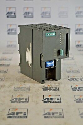 Siemens -- 6ES7 314-1AE02-0AB0 - CPU Module with Power Supply - (1-YR WARRANTY)