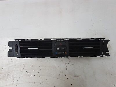 Bmw 3 Series E90 91 05-12 Centre Dashboard Air Vent Grill 71442539