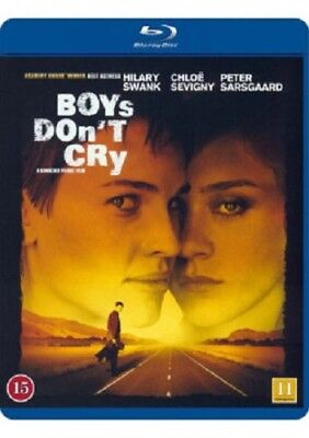 BOYS DON'T CRY (1999) IMPORT Blu-Ray BRAND NEW Free Ship - USA Compatible