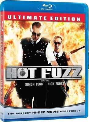 Hot Fuzz - Ultimate Edition [Blu-ray] New and Factory Sealed!!