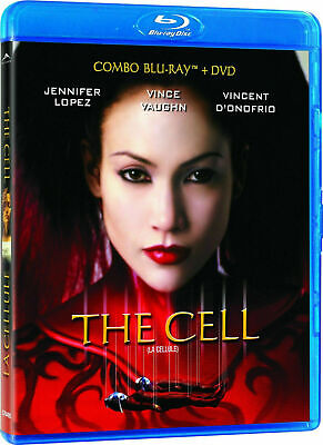 The Cell [Blu-ray + DVD] New and Factory Sealed!!