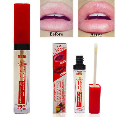 Waterproof Liquid Lipstick Matte Long-Lasting Super Volume Plump it Lip·Gloss