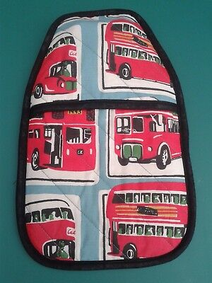Cath Kidston 'Buses' hot water bottle cover