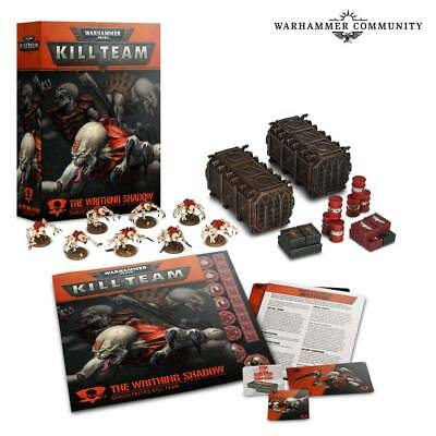 Warhammer Pre-Order Kill Team Tyranid Genestealers The Writhing Shadow