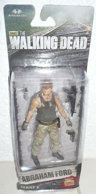 The Walking Dead Series 6 - Abraham Ford 13 cm Figur McFarlane - Neu/Ovp
