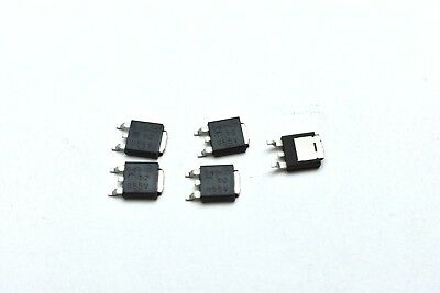 40 Qty ON Semiconductor Transistor TD2955V, MOSFET P-Ch D-PAK XTR 11133