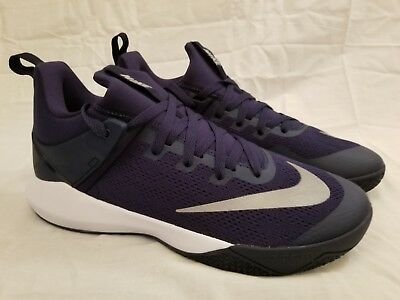 Nike Zoom Shift TB Midnight Navy White 897811-401 Shoes Mens Size 10 90136db6a44