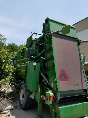 Orkel MP 2000 Compactor for maize baler