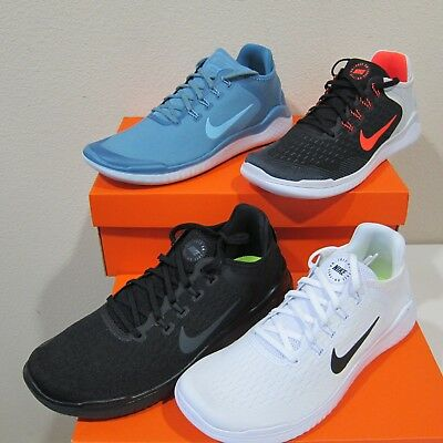 finest selection efb80 592a3 Nike Mens Free RN 2018 Running Shoes