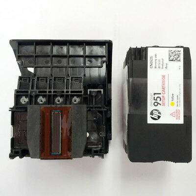 HP 950 Printhead with set up cartridge for HP officejet pro 8600 8610 8620 8630