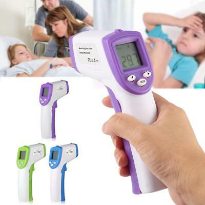No-Contact Forehead Infrared Medical Digital Thermometer Baby Adult Body Care ZH