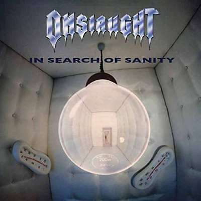 Onslaught - in Search Of Sanity Neu 2x CD
