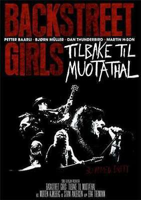 Backstreet Girls - Return To Muotathal Nuovo DVD