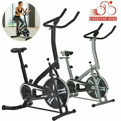 Pro fitness Stationary spinning Exercise Bike Cardio Indoor Cycling Bicycle MA