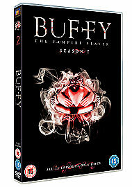 Buffy the Vampire Slayer - Season 2 (New Packaging) [DVD] New UNSEALED