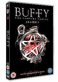 Buffy the Vampire Slayer - Season 4 (New Packaging) [DVD] New UNSEALED