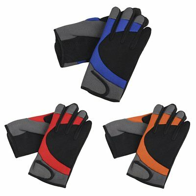 Men/Women Cycling Racing Gloves Full Finger Anti-slip Fashion Motorbike Gloves K