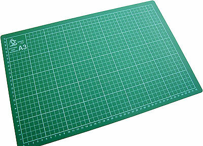 A3 Cutting Mat Self Healing Non Slip Craft Quilting Printed Grid Lines Board AT