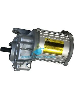 ICII Universal Pivot Center Drive 3/4 HP 43 RPM Gear Ratio 40:1