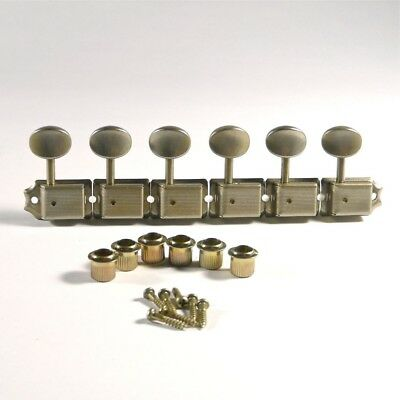 Hosco by Gotoh, SD91 Mechaniken 6L, 57er Style, Relic, aged