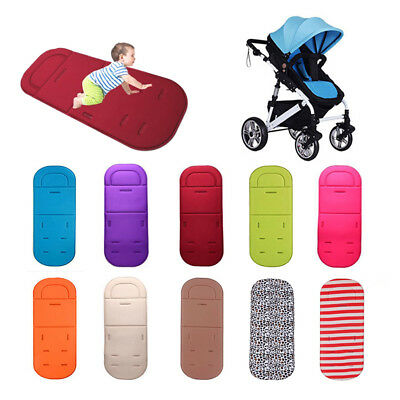 Baby Childs Buggy Stroller Pushchair Seat Soft Sponge Liner Cushion Mat Pad