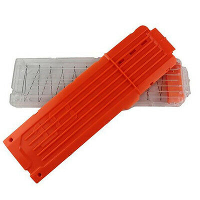 AM_ Quick Reload 18 Darts Bullet Ammo Clip Magazine For Nerf N-Strike Toy Eyeful