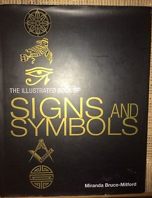 The Illustrated Book Of Signs And Symbols By Miranda Bruce Mitford